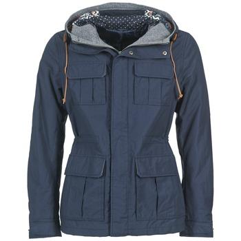 Oblečenie Muži Parky Benetton JULIPO Námornícka modrá