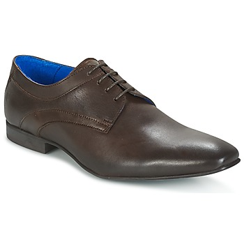 Topánky Muži Derbie Carlington MECA Hnedá