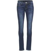 Oblečenie Ženy Džínsy Slim Yurban EBANE Modrá / MEDIUM