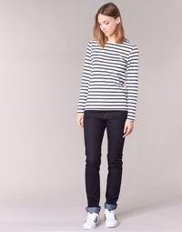 Oblečenie Ženy Rovné džínsy Yurban IESQUANE Modrá