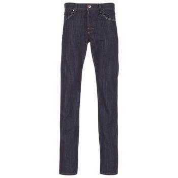 Oblečenie Muži Rovné džínsy Yurban IEDABALO Modrá