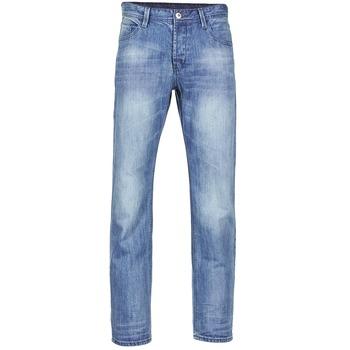 Oblečenie Muži Rovné džínsy Yurban EMIGUEL Modrá