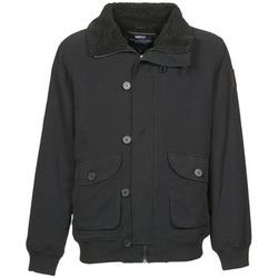 Oblečenie Muži Bundy  Wesc LEOPOLDO Čierna