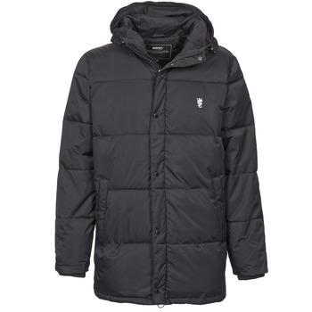 Oblečenie Muži Vyteplené bundy Wesc FAGNER Čierna