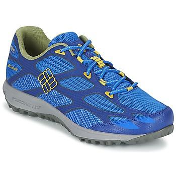 Topánky Muži Bežecká a trailová obuv Columbia CONSPIRACY IV OUTDRY Modrá