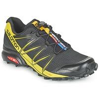 Topánky Muži Bežecká a trailová obuv Salomon SPEEDCROSS PRO čierna / žltá