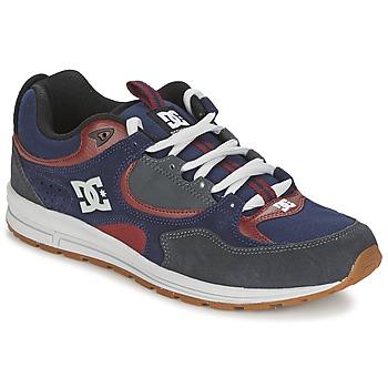 Topánky Muži Skate obuv DC Shoes KALIS LITE Námornícka modrá / šedá