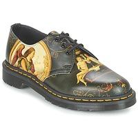 Topánky Derbie Dr Martens 1461 čierna / Printed