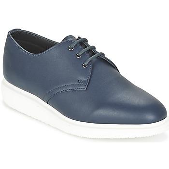 Topánky Derbie Dr Martens TORRIANO Námornícka modrá