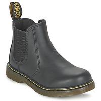 Topánky Deti Polokozačky Dr Martens SHENZI čierna