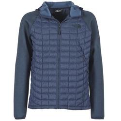 Oblečenie Muži Páperové bundy The North Face UPHOLDER THERMOBALL HYBRID Modrá