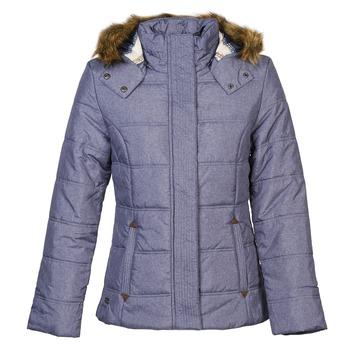 Oblečenie Ženy Vyteplené bundy Oxbow SHERGOL Modrá