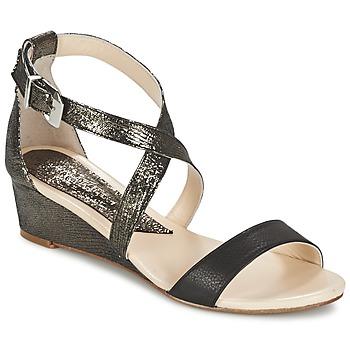 Topánky Ženy Sandále Anaki GEKOI čierna