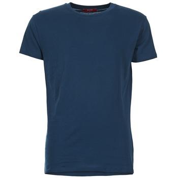 Oblečenie Muži Tričká s krátkym rukávom BOTD ESTOILA Námornícka modrá