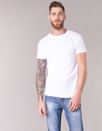 Oblečenie Muži Tričká s krátkym rukávom BOTD ESTOILA Biela