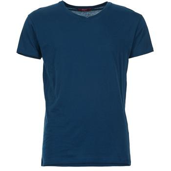 Oblečenie Muži Tričká s krátkym rukávom BOTD ECALORA Námornícka modrá