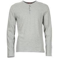 Oblečenie Muži Tričká s dlhým rukávom BOTD ETUNAMA šedá / Mottled