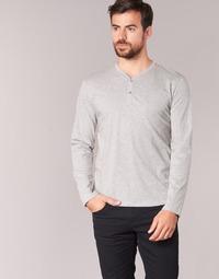 Oblečenie Muži Tričká s dlhým rukávom BOTD ETUNAMA Šedá