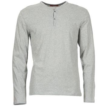 Oblečenie Muži Tričká s dlhým rukávom BOTD ETUNAMA šedá / Frkaná