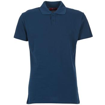 Oblečenie Muži Polokošele s krátkym rukávom BOTD EPOLARO Námornícka modrá