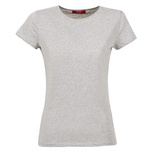 Oblečenie Ženy Tričká s krátkym rukávom BOTD EQUATILA Šedá