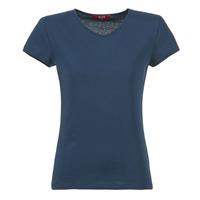Oblečenie Ženy Tričká s krátkym rukávom BOTD EFLOMU Námornícka modrá