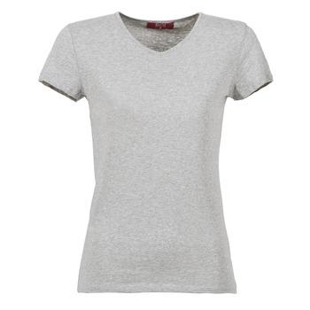 Oblečenie Ženy Tričká s krátkym rukávom BOTD EFLOMU šedá / Frkaná