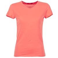 Oblečenie Ženy Tričká s krátkym rukávom BOTD EFLOMU Koralová