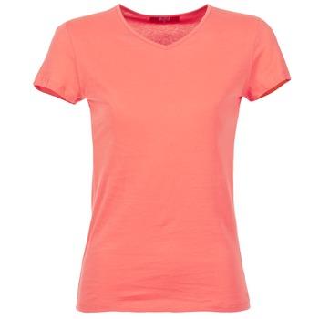 Oblečenie Ženy Tričká s krátkym rukávom BOTD EFLOMU Oranžová