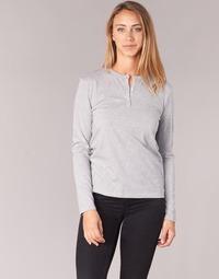 Oblečenie Ženy Tričká s dlhým rukávom BOTD EBISCOL Šedá