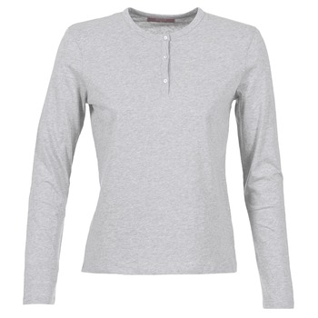 Oblečenie Ženy Tričká s dlhým rukávom BOTD EBISCOL šedá / Frkaná