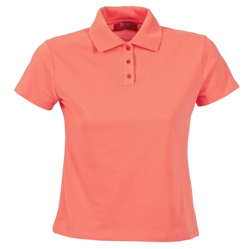 Oblečenie Ženy Polokošele s krátkym rukávom BOTD ECLOVERA Oranžová