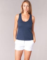 Oblečenie Ženy Tielka a tričká bez rukávov BOTD EDEBALA Námornícka modrá