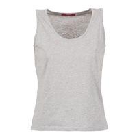 Oblečenie Ženy Tielka a tričká bez rukávov BOTD EDEBALA šedá
