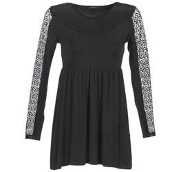 Oblečenie Ženy Krátke šaty School Rag ROSELYN Čierna
