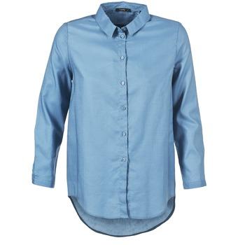 Oblečenie Ženy Košele a blúzky School Rag CHELSY Modrá