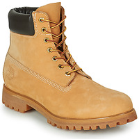 Topánky Muži Polokozačky Timberland PREMIUM BOOT 6'' Hnedá