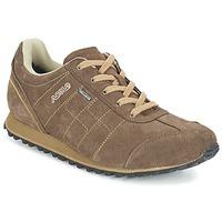 Topánky Muži Turistická obuv Asolo QUINCE GV MM Hnedá