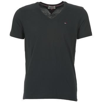 Oblečenie Muži Tričká s krátkym rukávom Tommy Jeans MALATO Čierna