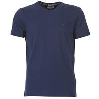 Oblečenie Muži Tričká s krátkym rukávom Tommy Jeans OFLEKI Námornícka modrá