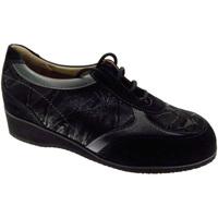 Topánky Ženy Nízke tenisky Calzaturificio Loren LOL8051n nero