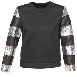 Oblečenie Ženy Mikiny American Retro DOROTHY Čierna / Strieborná
