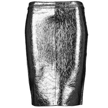 Oblečenie Ženy Sukňa American Retro DOROTHA Strieborná
