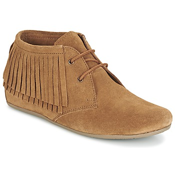 Topánky Ženy Polokozačky Maruti MIMOSA ťavia hnedá