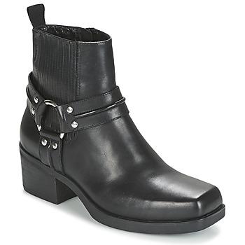 Topánky Ženy Čižmičky Vagabond ARIANA čierna