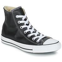 Topánky Členkové tenisky Converse Chuck Taylor All Star CORE LEATHER HI Čierna