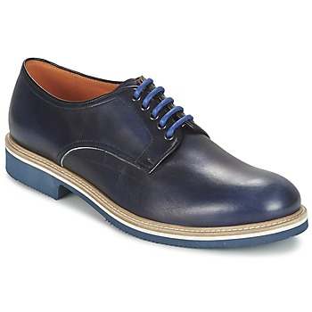 Topánky Muži Derbie J Wilton  Modrá