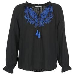 Oblečenie Ženy Blúzky Betty London ESIBELLE Čierna