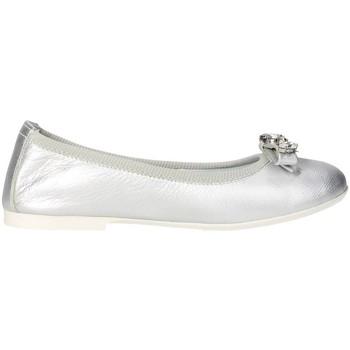 Topánky Dievčatá Balerínky a babies Blumarine D1053 Silver