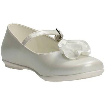 Topánky Dievčatá Balerínky a babies Le Petit Bijou 0000400 White